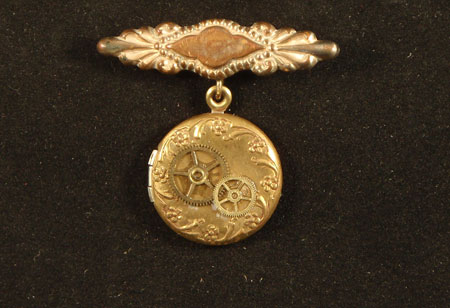 image of steampunk pin