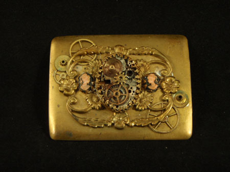 image of steampunk jewelry