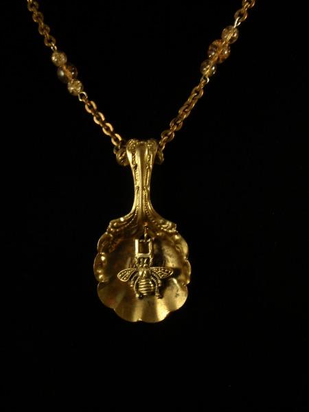 Modern Sweets Vintage Necklace