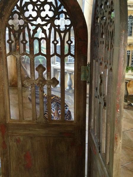 Confessional Door Project